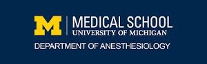 University of Michigan Anesthesiology