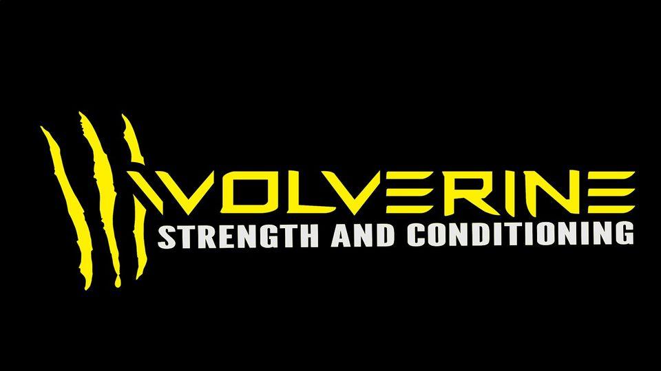 Logo for Wolverine Strength
