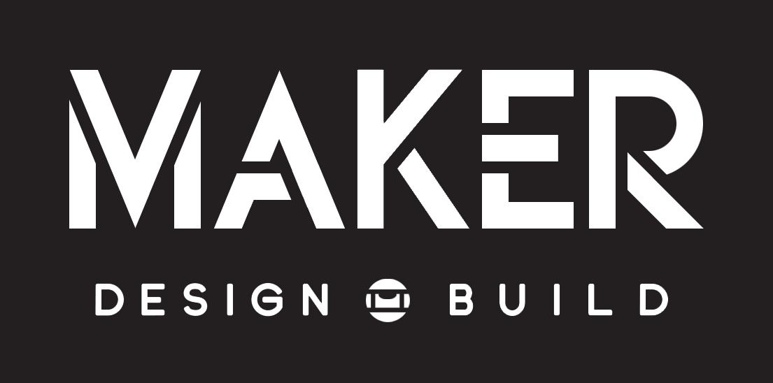Maker Design Build logo